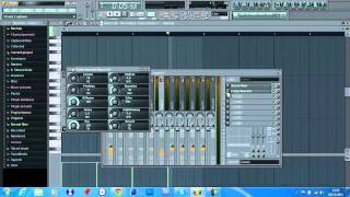 how to make a dream trance chillout track in fl studio 10 part one