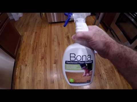 Bona vs Bissell Steam Mop For Claening Hardwood floors