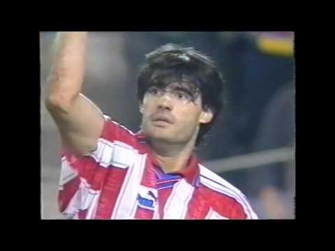 1996-97 Barcelona 3 - At. Madrid 3