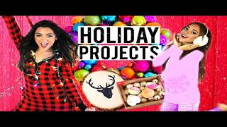 EASY and AFFORDABLE Holiday Decor Dollar Store Decorating Ideas!