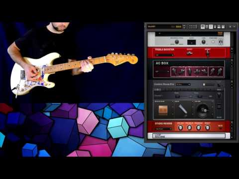 10 Greatest Guitar Riffs with Guitar Rig 5 (part 1)