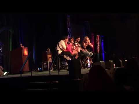 Honcon 2017: 5-Person Panel feat. Kim, Briana, Gil, Osric & Ruth (Full)