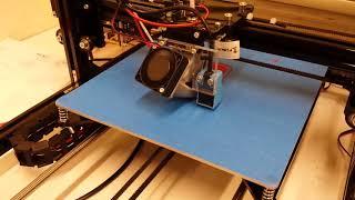 FLSUN i3 3D Printer - High Speed Test