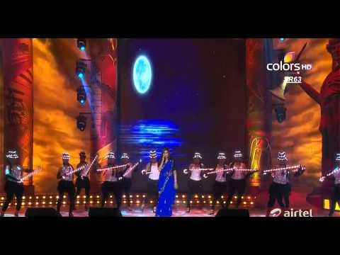sherya ghoshal mirchi music awards HD