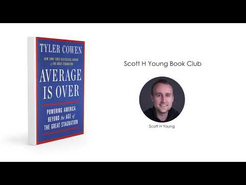 Average Is Over  (Book Club, November 2017)