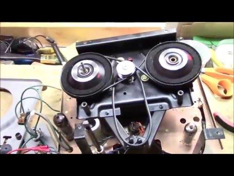The Gay Tape Recorder Challenge - Recordio R-603-A Vintage R2R