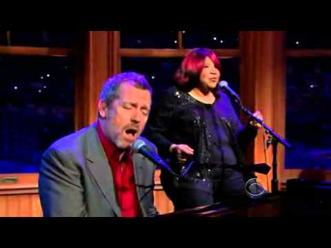 Hugh Laurie@TLLSWCF 12.01 - Unchain my heart