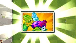 Plants vs Zombies 2 Mod Every Plant Max Level Power Up Vs Modern Day Final Boss Fight