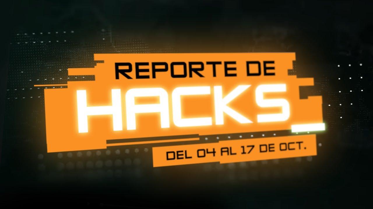Reporte de Hacks 8: ¡Mejoras en el sistema! | Garena Free Fire