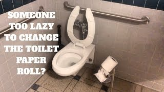 PUBLIC RESTROOM REVIEW- Baierl Honda (Wexford, PA)
