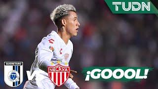 ¡Gool de Calderón! Huele a Semis   Querétaro 2 - 0 Necaxa   Liga Mx - AP 19  Cuartos de final   TUDN