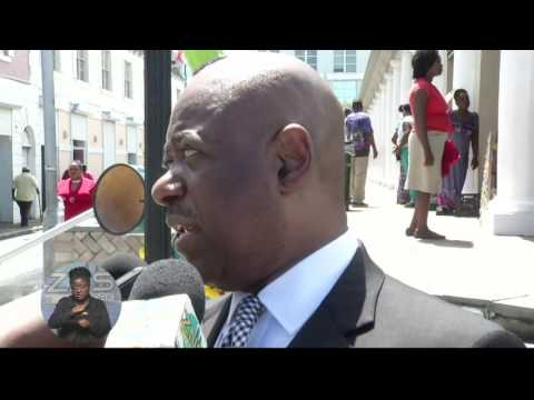 CABINET MINISTERS ON SANDALS DISPUTE