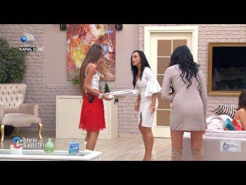 Eliminarea Ligiei a declasat furtana in casa! Mariana  si Ella s-au bruscat si zgariat!