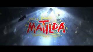 Royal Shakespeare Company - Matilda, A Musical video trailer