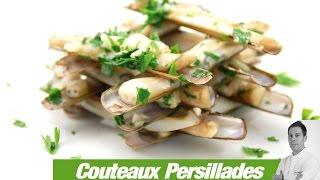 Recette Couteaux Persillades Cook e Club