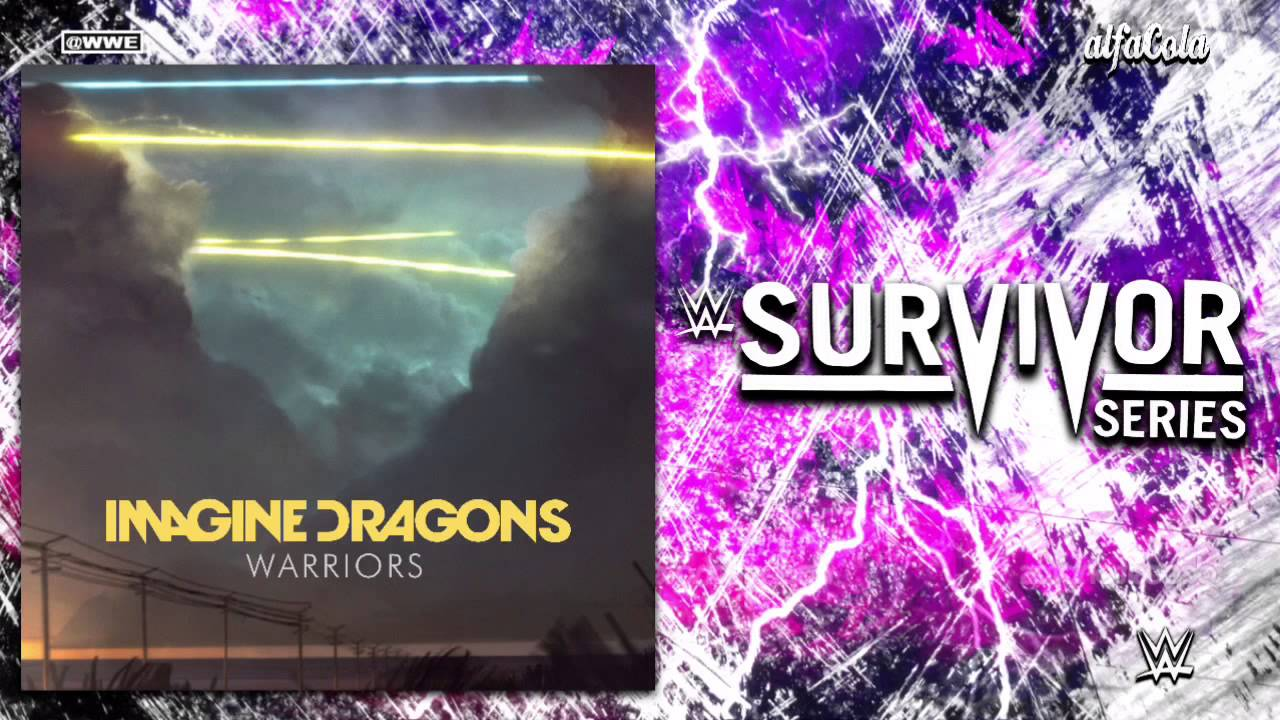 wwe survivor series 2015 warriors official theme song youtube