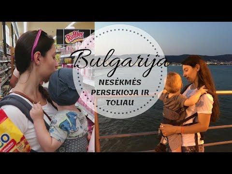 Vlogas #8: Bulgarija: nesėkmės persekioja ir toliau 2/2