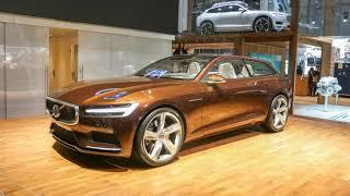 Volvo Concept Estate - News 2018