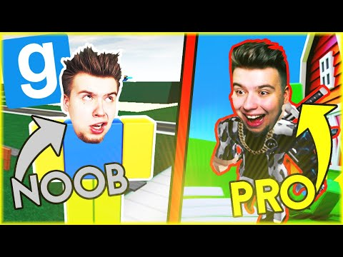 OD ROBLOXA NOOB DO ROBLOXA PRO | Garry's mod [#874] - Hide & Seek [#79] #BLADII thumbnail