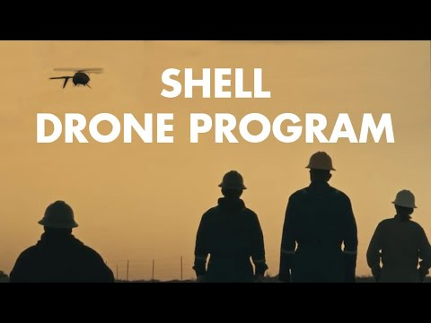 To Innovate, You Need To Go To Places You've Never Been - Shell Drone | Shell videos in the Americas