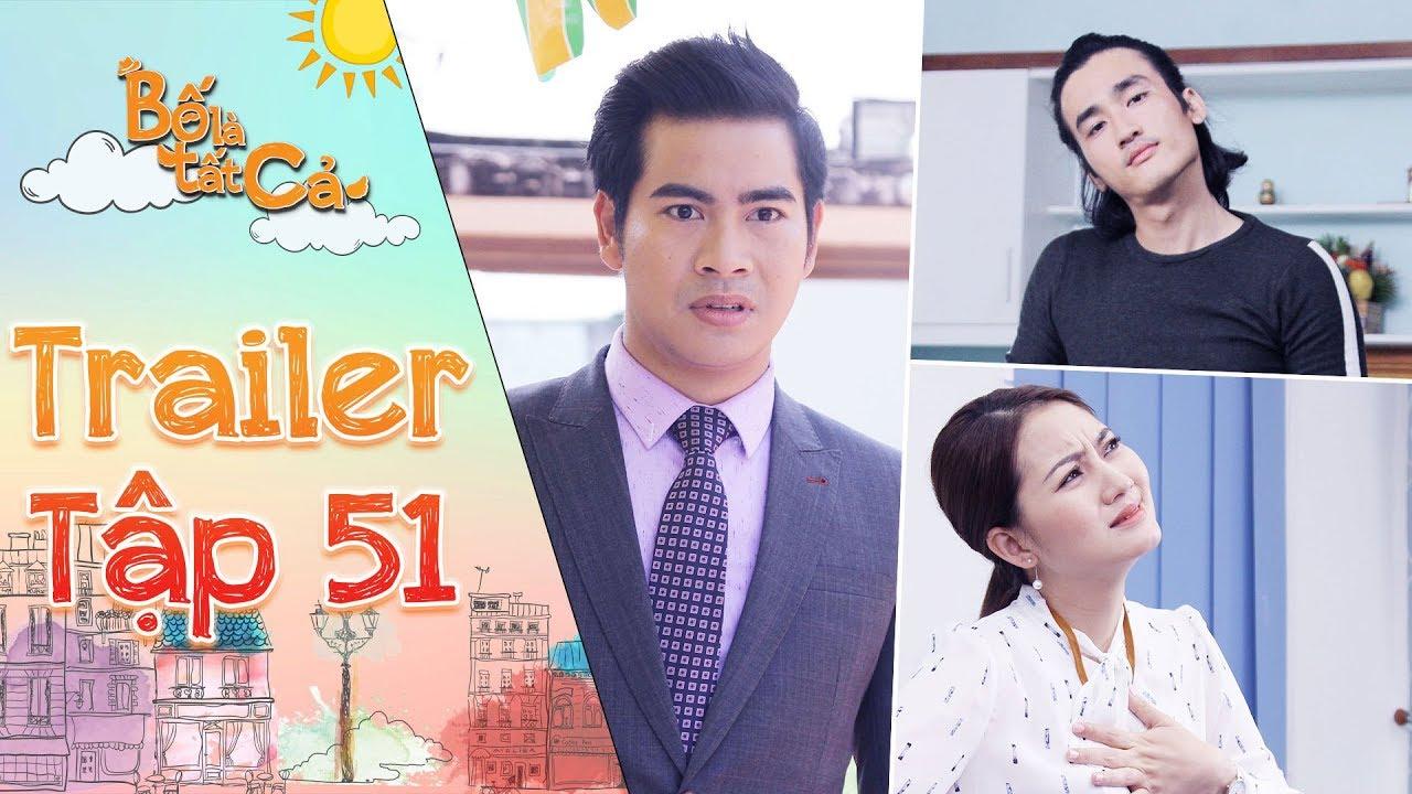 Bố là tất cả | trailer tập 51: Hoàng Khang bị Minh Nghĩa