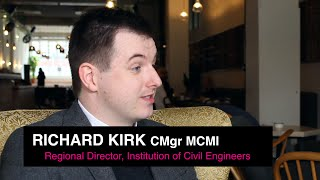 CMI Meet The Managers: Richard Kirk CMgr FCMI On Organisational Communications