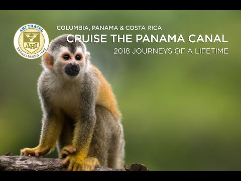 AHI Travel Cruise the Panama Canal: Cuba, Panama & Costa Rica