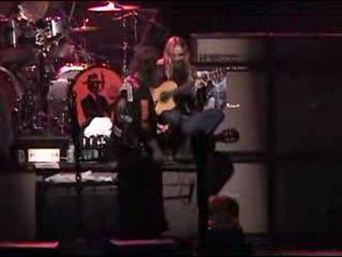 Zakk Wylde - Acoustic Jam and Mama I'm Coming Home Live
