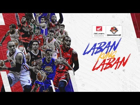 Columbian vs Magnolia | PBA Commissioner's Cup 2019 Eliminations