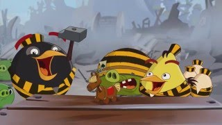 Angry Birds Toons S3   'Mind The Pony'
