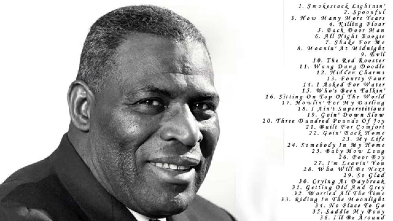 Howlin' Wolf: Best Songs Of Howlin' Wolf - Greatest Hits