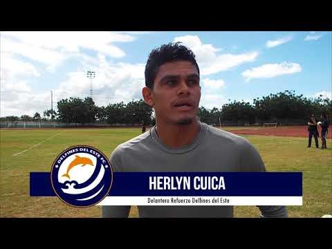 Herlyn Cuica-Delfines del Este