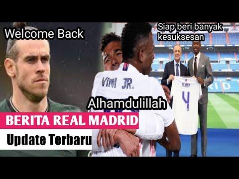 HOT NEWS ‼️Vinicius Jr BERTAHAN 😍Real Madrid MOVE ON 🔥 WELCOME BACK Gareth Bale🔥