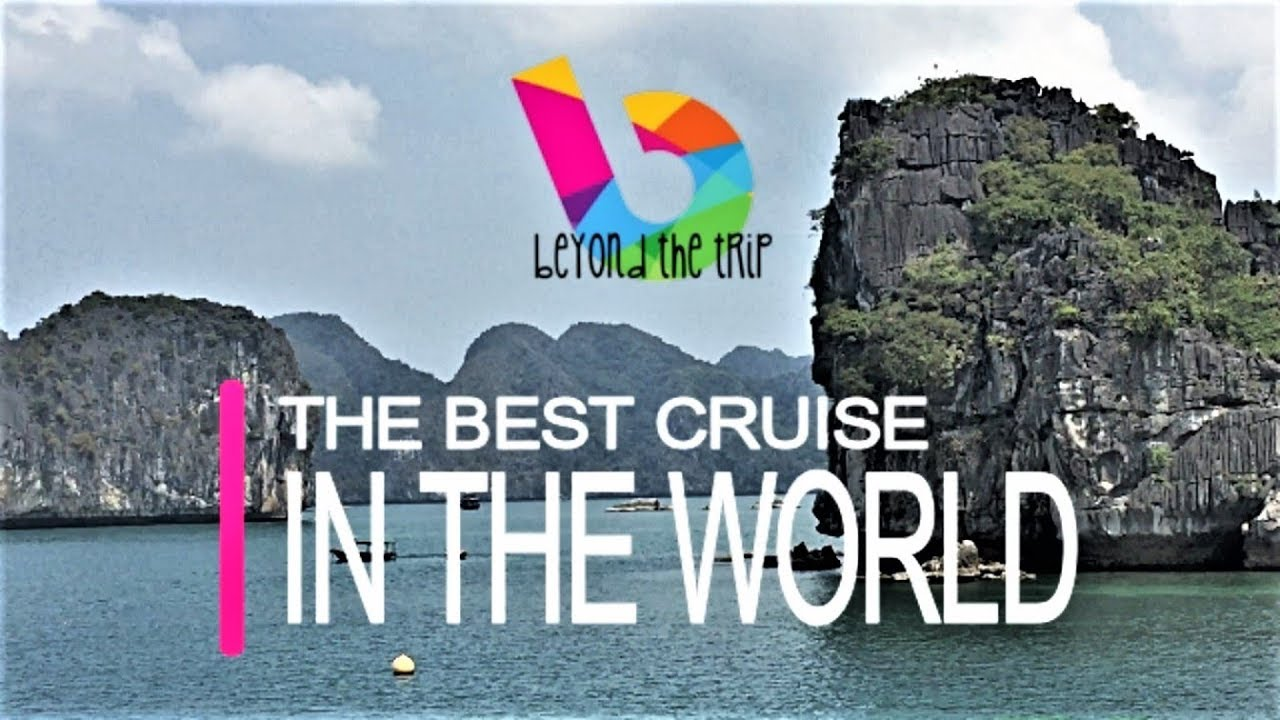 THE BEST CRUISE IN THE WORLD: CAT BA - HA LONG BAY VIETNAM - Cheap and spectacular cruise