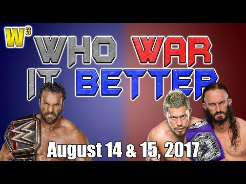 Cruiserweight Title Match! All Indians Are Bad! | Who War It Better