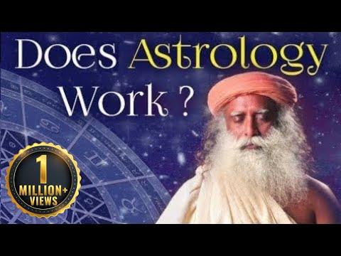 Does Astrology Work – Sadhguru's Talks  – Spiritual Life