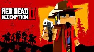 Minecraft: RED DEAD REDEMPTION 2 - ESCADONA ‹ EduKof Games › Video