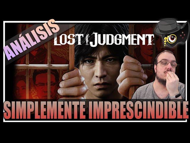 Lost Judgment: ANÁLISIS -La saga maestra de Ryu ga Gotoku Studio-