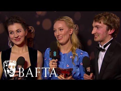 The Bigger Picture  BAFTA British Short Animation Winner 2015  Backstage