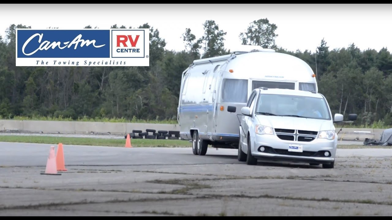 towing with a mini van can am rv centre youtube towing with a mini van can am rv centre
