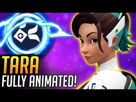 Overwatch | HERO CONCEPT: Tara (FULLY ANIMATED!)