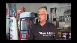 Mills Squeegee Fill Station - 2012 Lincoln BBB Integrity Award Winner