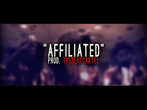 """Affiliated"" Instrumental (Drill/Trap Type Beat) [Prod. By TheBeatCartel]"