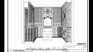 Custom Wine Cellars Builder Baton Rouge Louisiana -- Ryan