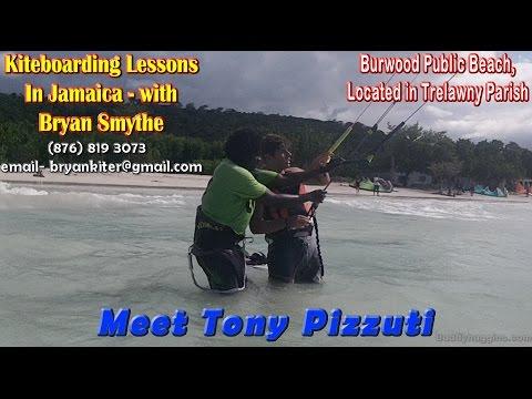 Tony Pizzuti Student Kiteboarder
