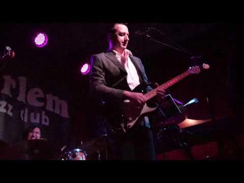 2017 MIGUEL TALAVERA POWER TRIO en Harlem Jazz Club (Barcelona) 03
