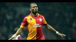 Didier Drogba - Skills/Goals 2013 -2014  ᴴᴰ - Galatasaray BOSS