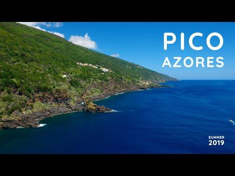 Pico, Azores - 2019