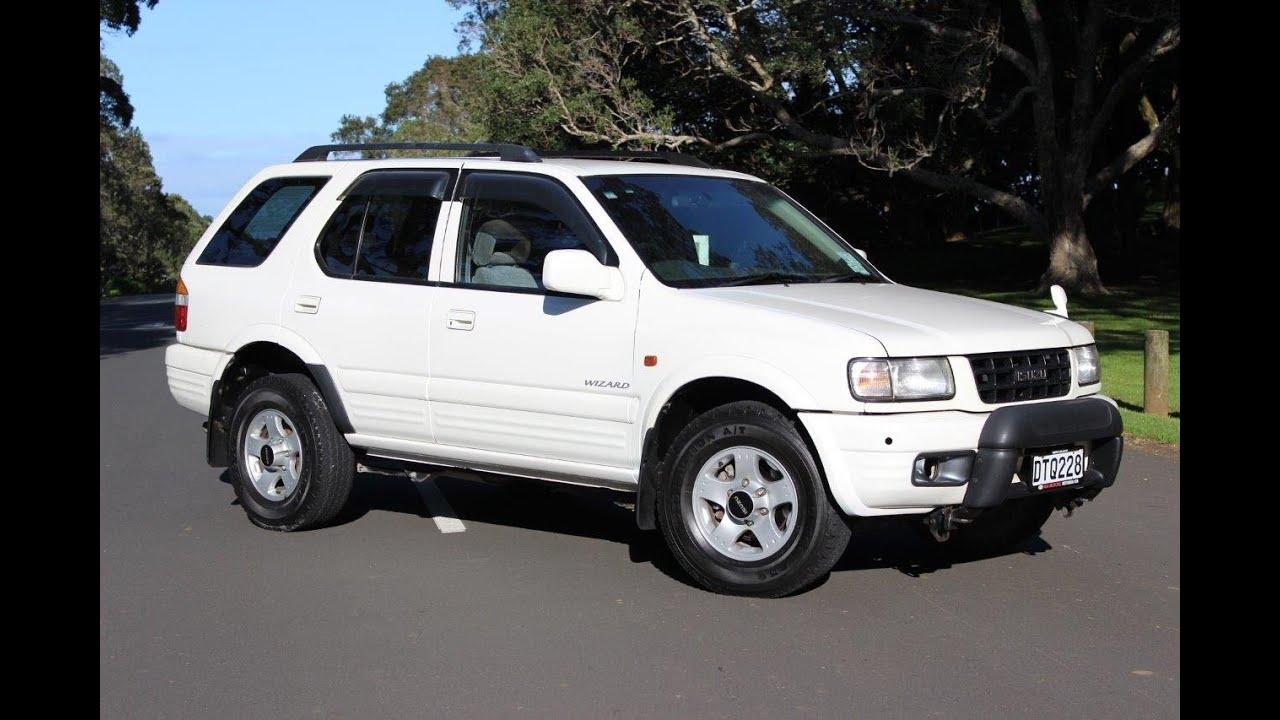 1998 isuzu wizard 4x4 auto diesel suv $cash4cars$cash4cars$ ** sold