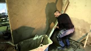 Björn bygger bo, Avsnitt 4 - Putsning inomhus